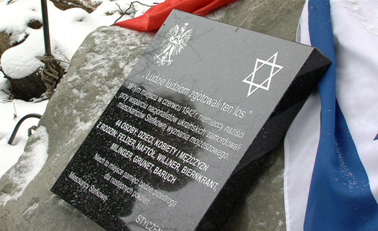 Międzynarodowy Dzień Pamięci o Ofiarach Holocaustu