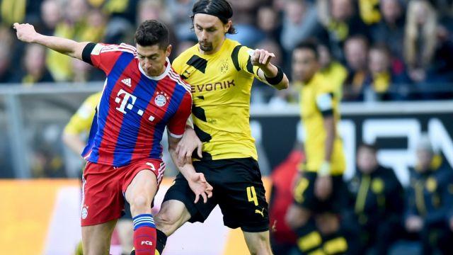 Puchar Niemiec: Bayern – Borussia. Oglądaj!