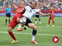 MŚ kobiet – o 3. miejsce: Niemcy – Anglia!