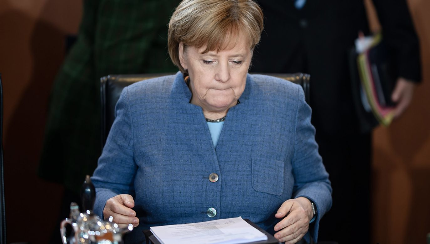 Odejście Merkel może wzmocnić Kreml  (fot. PAP/EPA/CLEMENS BILAN)