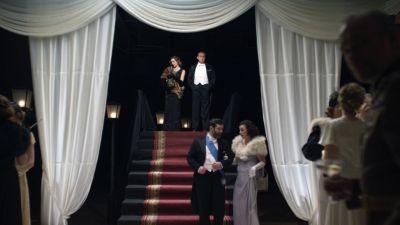 Teatr Telewizji - Dołęga - Mostowicz. Kiedy zamykam oczy