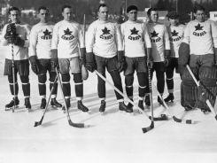 Kanadyjska drużyna hokejowa (fot. Getty Images)