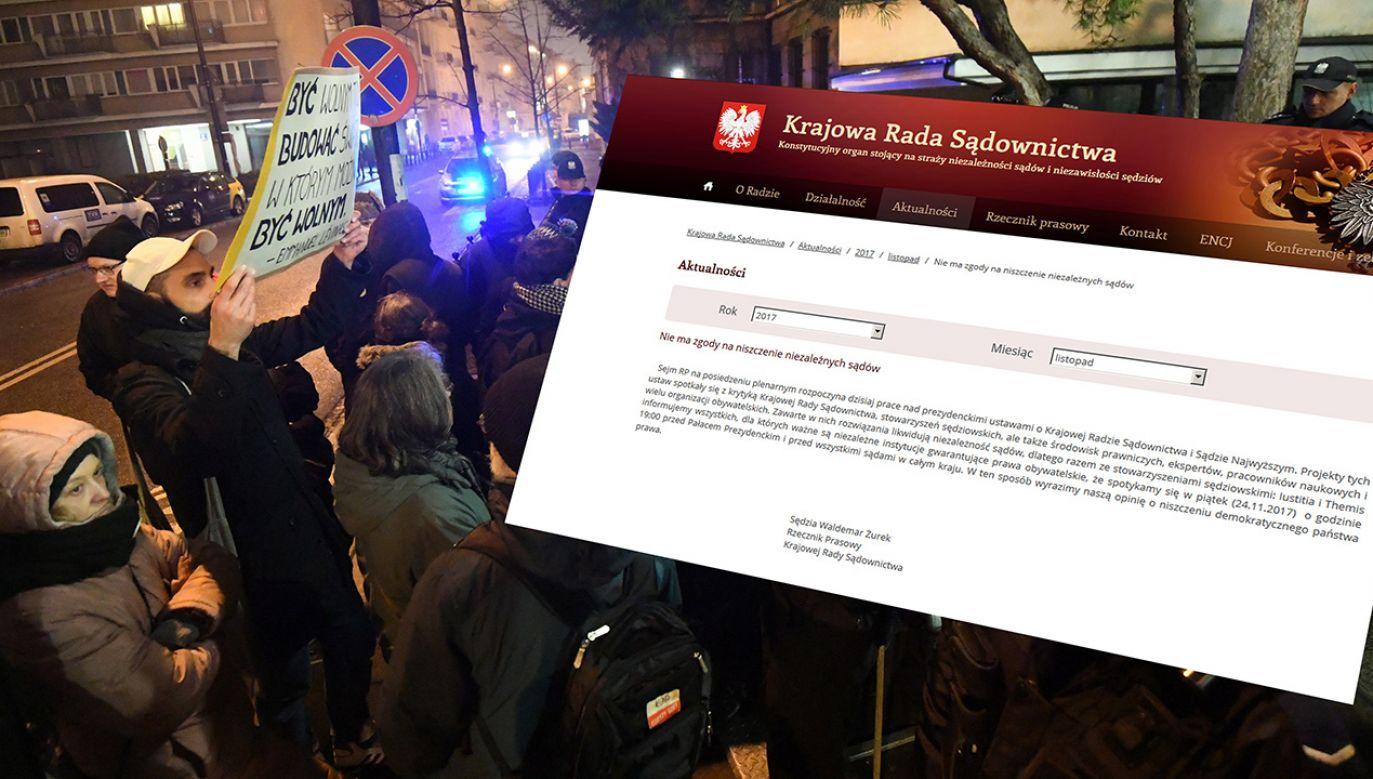 (fot. PAP/Bartłomiej Zborowski/KRS)