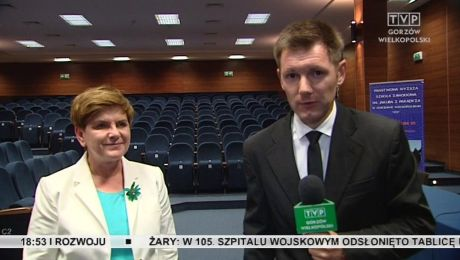 29.07.2015, gość: Beata Szydło, wiceprezes PiS i kandydatka na premiera