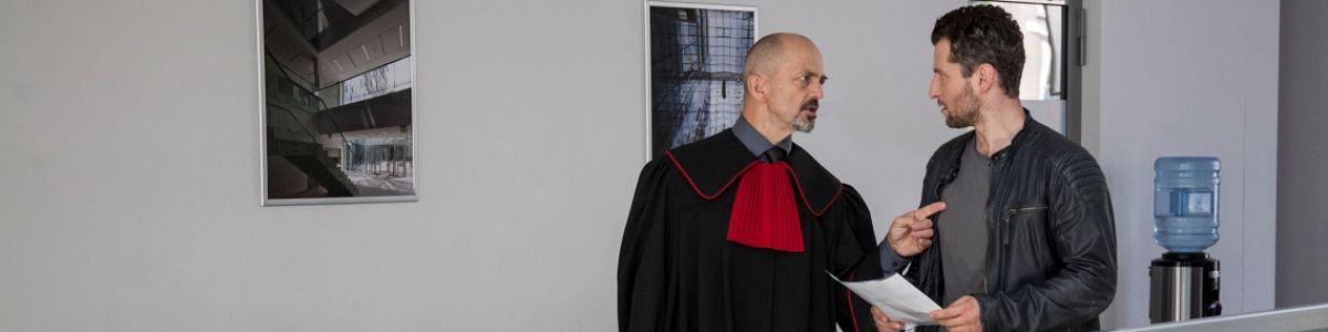 """Prokurator"" – odc. 8"