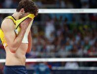 Brazylijczycy byli załamani - gdyby wygrali trzeciego seta, to oni mieliby złoto (fot. Getty Images)