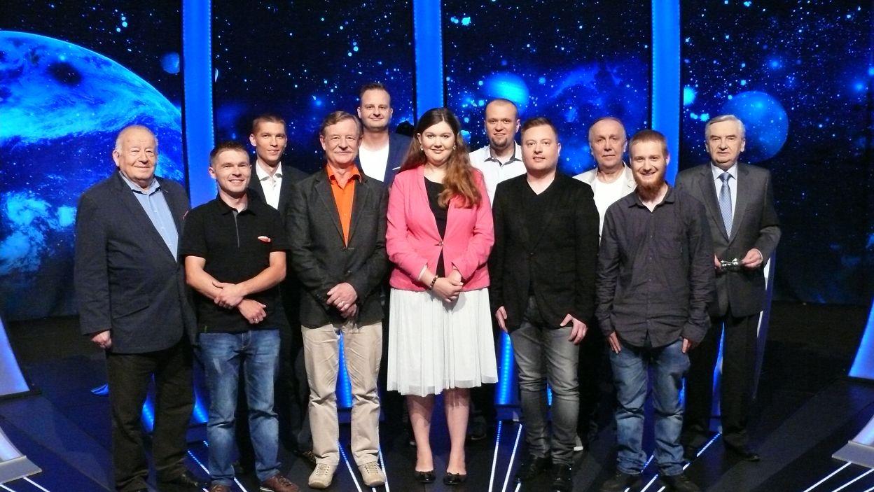 Zawodnicy 18 odcinka 100 edycji