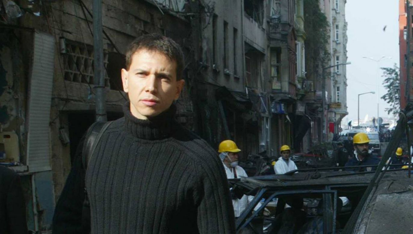 Izraelski dziennikarz dr Ronen Bergman przyznaje, że z historycznego punktu widzenia jego matka nie miała racji (fot. fb/Ronen Bergman)
