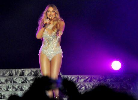 Mariah Carey, Tauron Arena Kraków