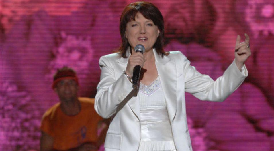 Urszula Dudziak (fot. TVP)