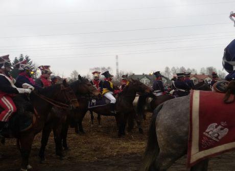 Rekonstrukcja bitwy pod Olszynką Grochowską