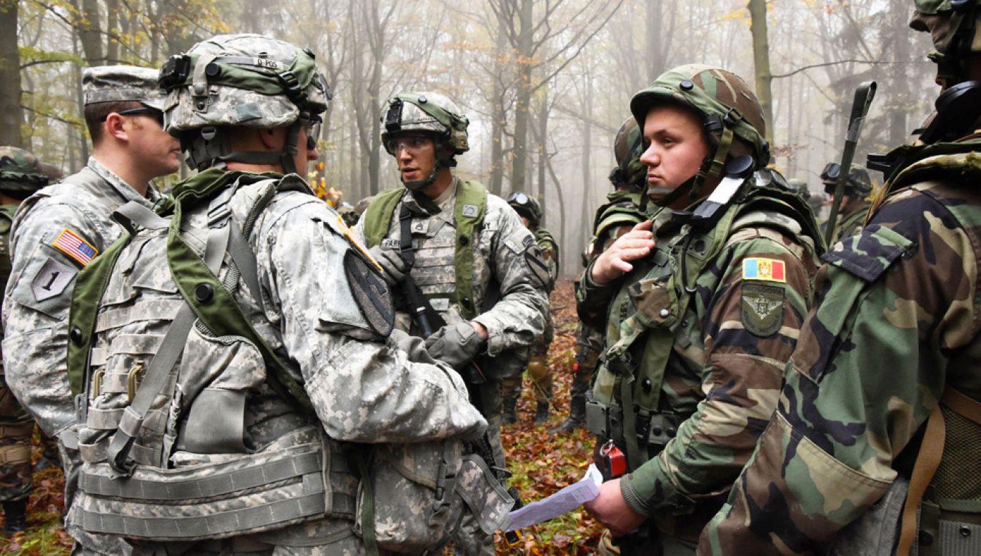 Kongres nie wyklucza zwiększenia liczebności amerykańskich żołnierzy w Europie (fot. DOD)