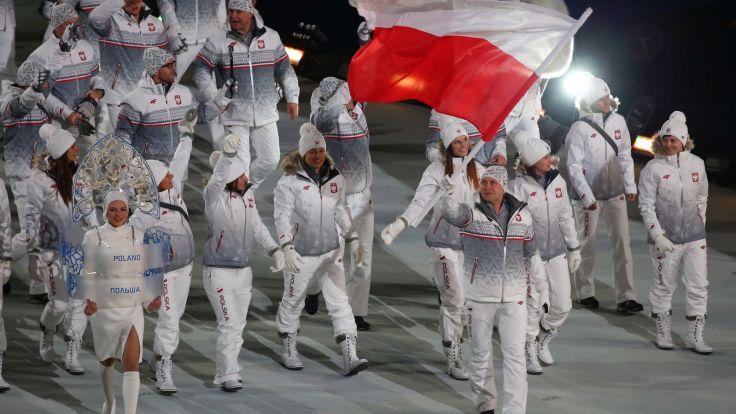 Reprezentacja Polski na zimowych igrzyskach olimpijskich (fot. Getty Images)