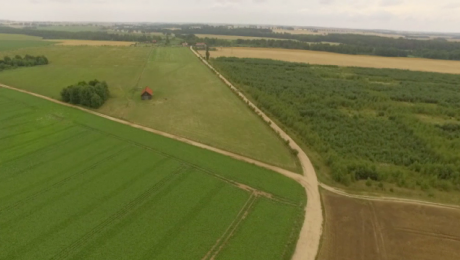 Dronem w pole. Urządzenie pomoże w szacowaniu strat w rolnictwie
