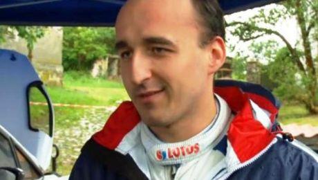 Niewykluczone, że Robert Kubica wystartuje w Rajdzie Warmińskim.