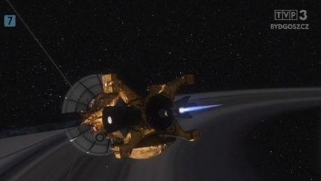 odkrycia sondy Cassini , 7.12
