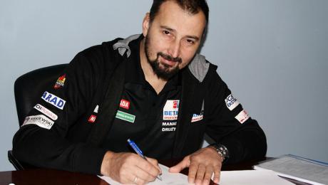 Rafał Dobrucki  (fot. fb.com/WTS.Sparta.Wroclaw)