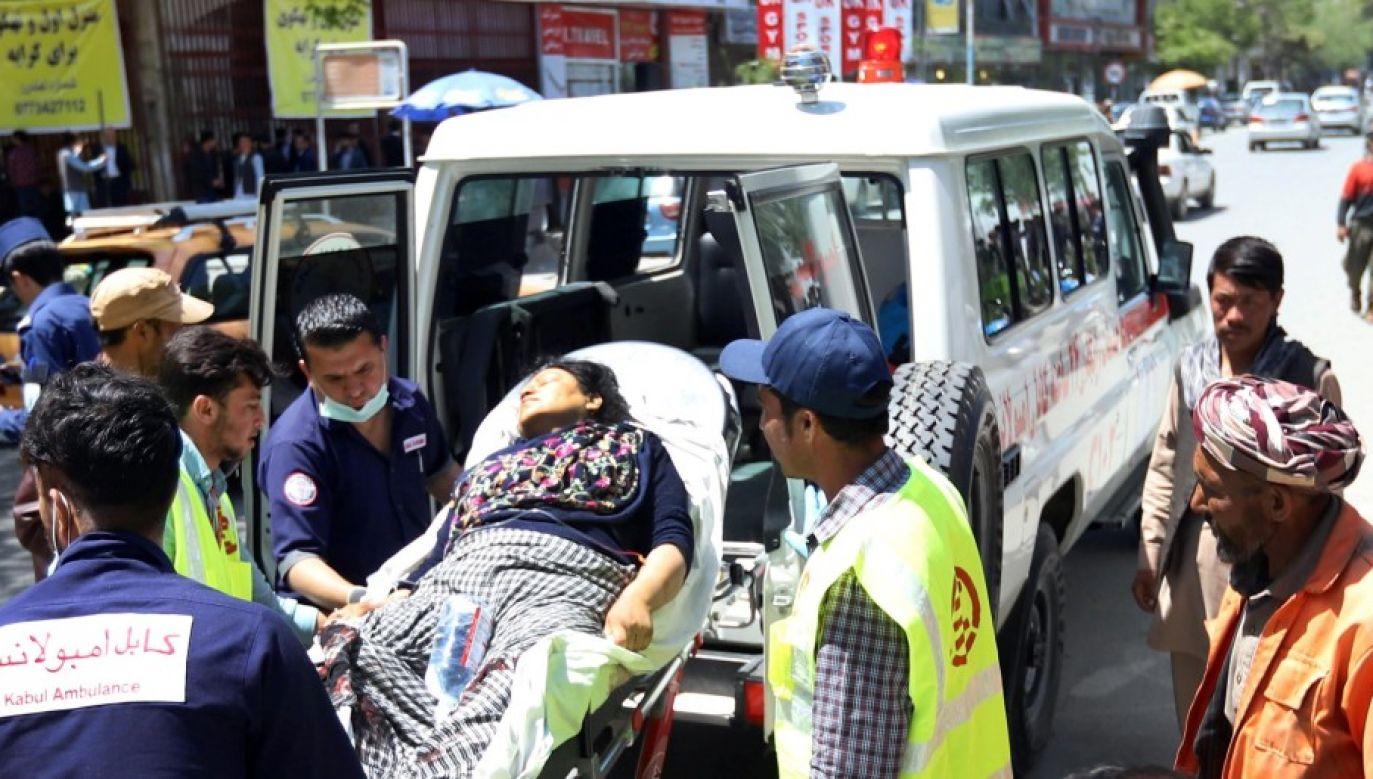 Do zamachu doszło po kilku tygodniach relatywnego spokoju w Kabulu (fot. PAP/EPA/Jawad Jalali)