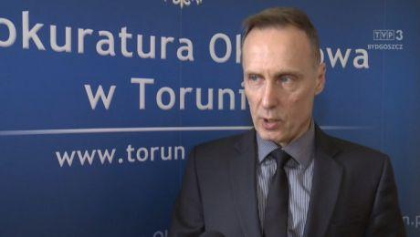 Prokuratura Okręgowa w Toruniu poszukuje świadka kraksy Tomasza Golloba