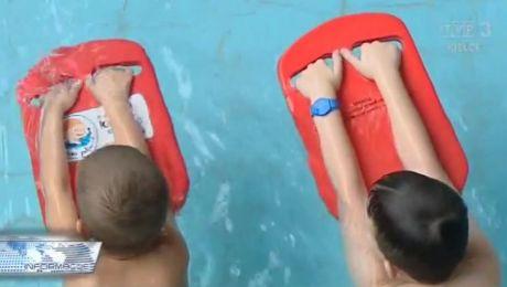Jak ryba w wodzie - czyli Telewizyjna Szkoła Pływania