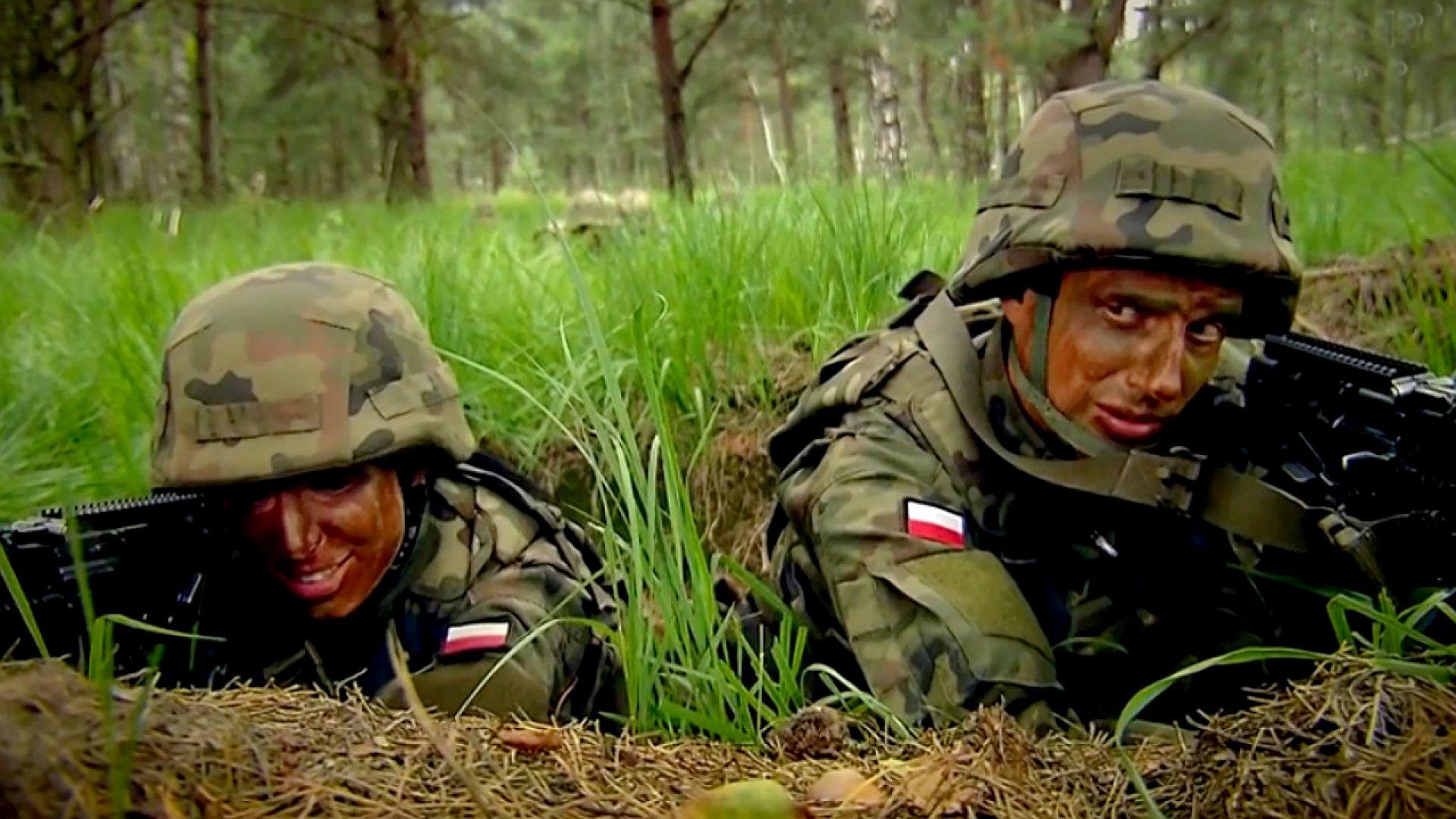 Wojska Obrony Terytorialnej od kuchni