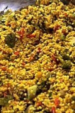 Kasza quinoa z papryką i cząbrem