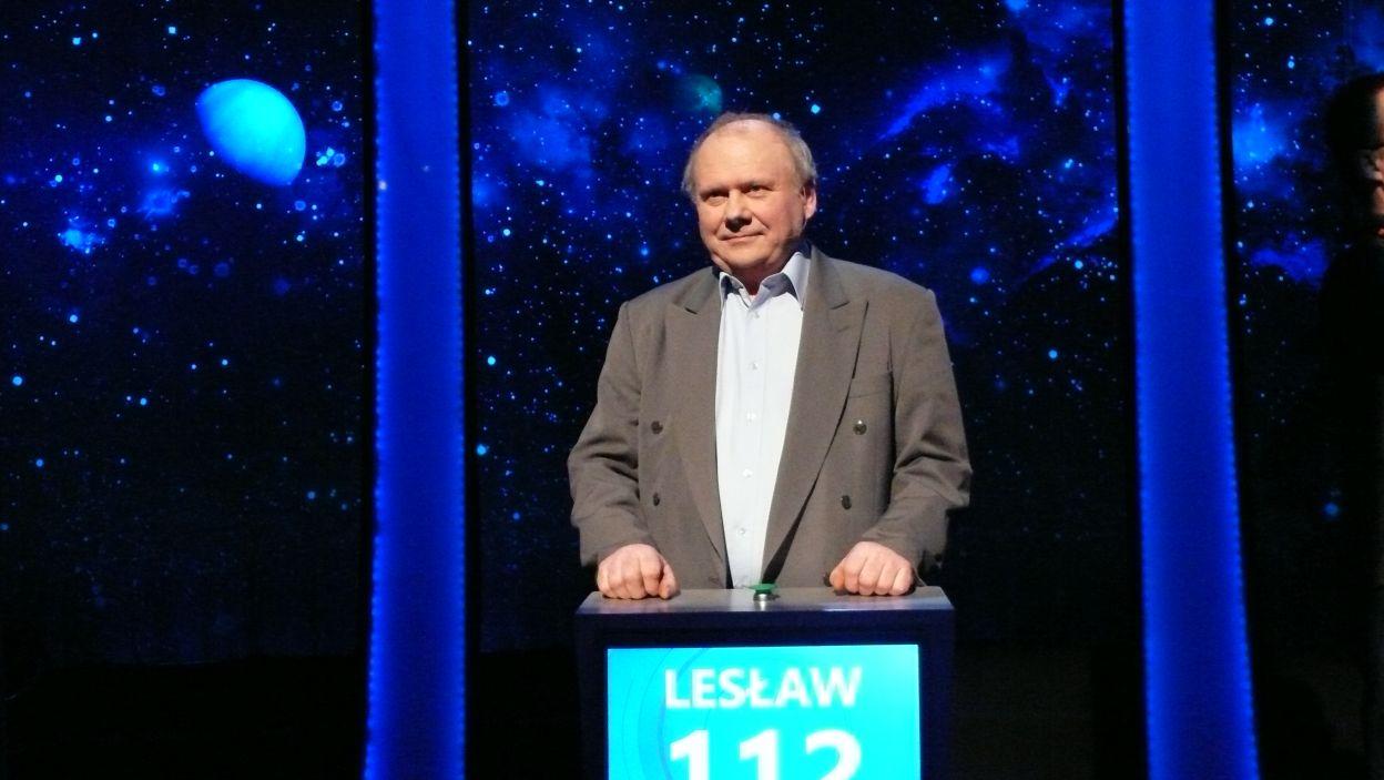 Po kilku minutach rozgrywki poznajemy zwysięzcę 1 odcinka 113 edycji Pana Lesława Wypchło