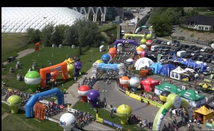 Skandia Lang Team Maraton w Rzeszowie.