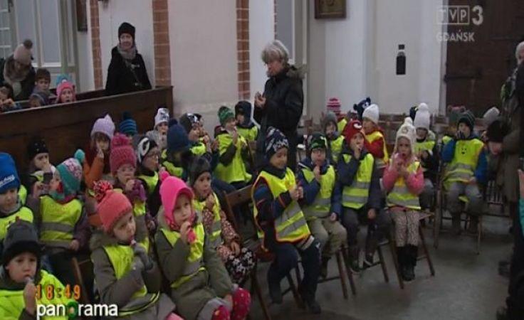 Kilkaset lizakowych piszczałek zagrało w gdańskim kościele