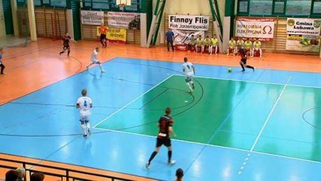 Wymęczone zwycięstwo na inaugurację ligi futsalu