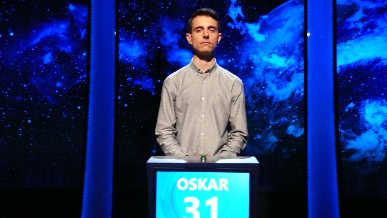 Zwycięzcą 1 odcinka 107 edycji został Pan Oskar Lipiński