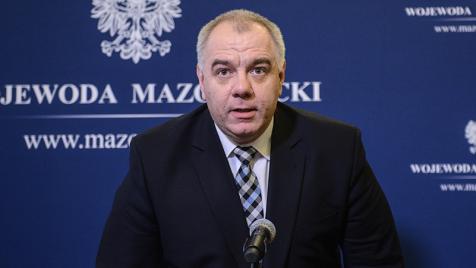 Jacek Sasin wycofuje ustawę  (fot. arch.PAP/Jakub Kamiński)