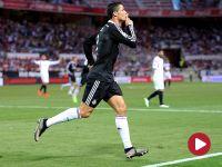 Wściekły Ronaldo.