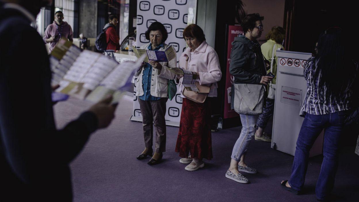 Festiwal co roku cieszy się dużym zainteresowaniem (fot. TVP)