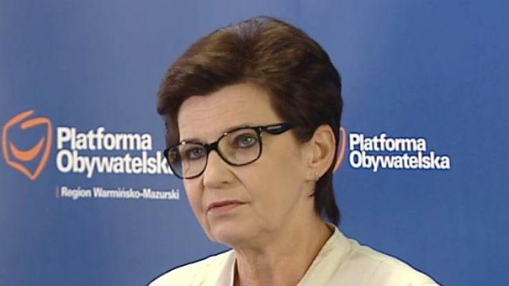 Posłanka skrytykowała zmiany w ustawach o abonamencie oraz Regionalnej Izbie Obrachunkowej