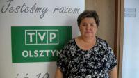 Teresa Abramska, prezes Towarzystwa Opieki Nad Zwierzętami w Olsztynie