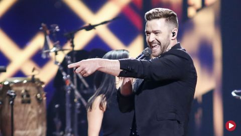 "Justin Timberlake – ""Can't Stop the Feeling!"""