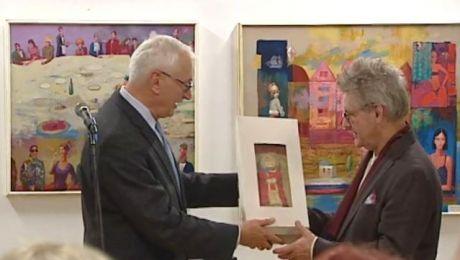 Podwójny jubileusz warmińskiego malarza