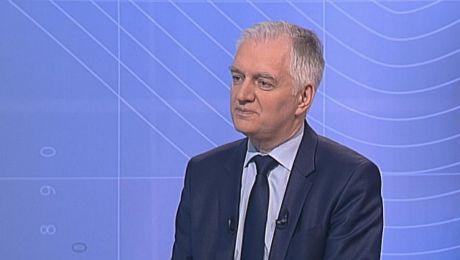 Jarosław Gowin, 16.03.18