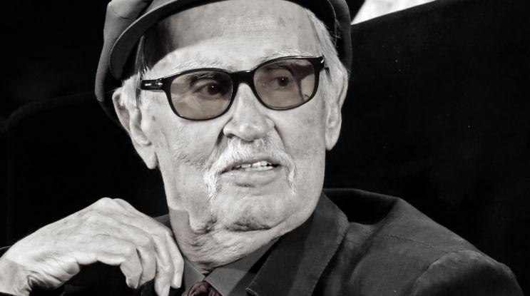 Nie żyje włoski mistrz kina Vittorio Taviani