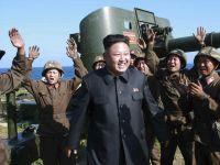 """Kim straszy atomem. """"Musimy przyspieszyć program w związku z wrogą polityką Stanów"""""""