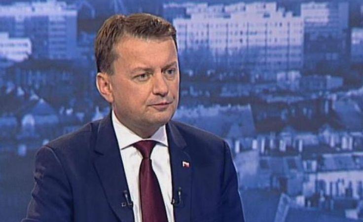 Rozmowa dnia: Mariusz Błaszczak