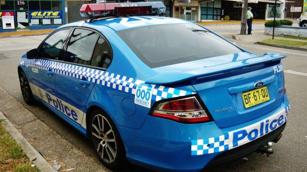 Australijska policja zatrzymała mężczyznę planującego atak terrorystyczny  (fot. flickr.com/sv1ambo)