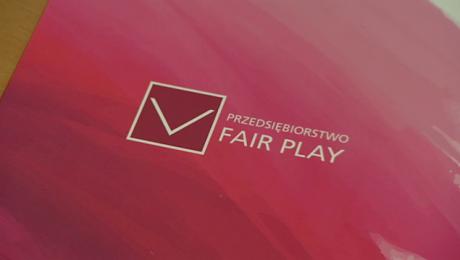 """Uczciwe firmy docenione. Odebrały certyfikaty """"Przedsiębiorstwa Fair Play"""""""