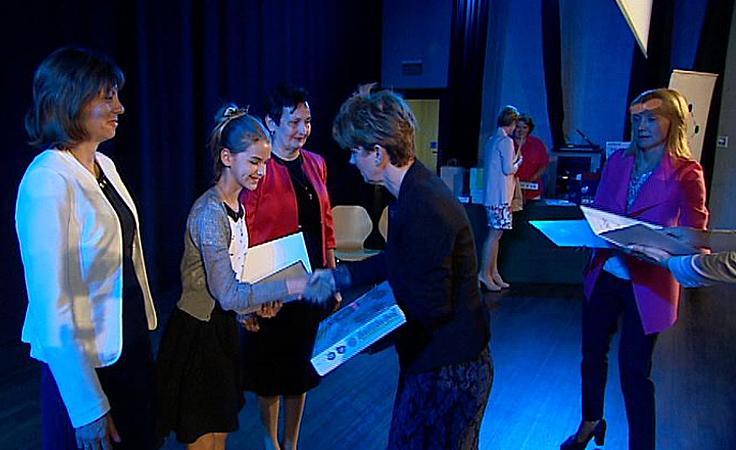 Dyplomy i nagrody dla uczniów podstawówek i gimnazjalistów
