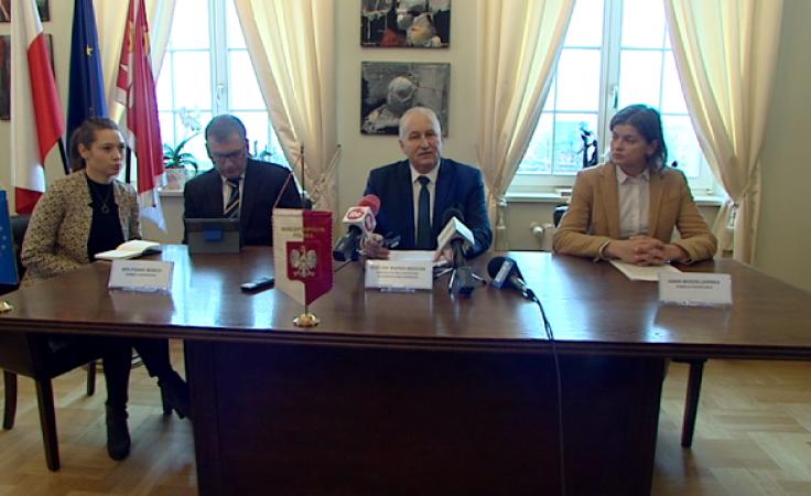 Wartość podpisanych umów to ponad 2 mld 700 mln złotych