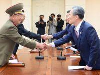 Kim Dzong Un: porozumienie z Seulem było możliwe dzięki potędze naszego niezwykłego wojska