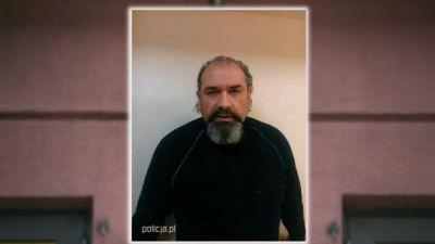 """49-letni mężczyzna jest podejrzany o oszustwa metodą """"na wnuczka"""" na łączną  kwotę ponad 1,4 mln złotych. List gończy wydała w piątek wieczorem  Prokuratura ..."""