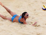 Greta Cicolari w efektownym ujęciu (fot. Getty Images)