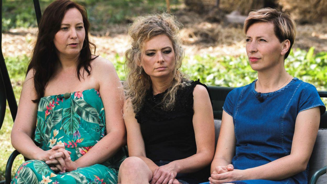 A jak dziewczyny będą wspominały wizytę na gospodarstwie? (fot. TVP)